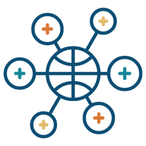 CMLH improving outcomes icon image